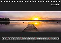 Weitblicke - Panoramen (Tischkalender 2019 DIN A5 quer) - Produktdetailbild 2