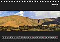 Weitblicke - Panoramen (Tischkalender 2019 DIN A5 quer) - Produktdetailbild 3