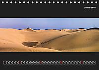 Weitblicke - Panoramen (Tischkalender 2019 DIN A5 quer) - Produktdetailbild 1