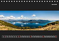Weitblicke - Panoramen (Tischkalender 2019 DIN A5 quer) - Produktdetailbild 6