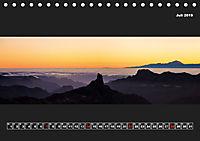 Weitblicke - Panoramen (Tischkalender 2019 DIN A5 quer) - Produktdetailbild 7