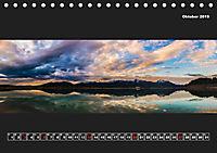 Weitblicke - Panoramen (Tischkalender 2019 DIN A5 quer) - Produktdetailbild 10