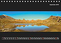 Weitblicke - Panoramen (Tischkalender 2019 DIN A5 quer) - Produktdetailbild 9