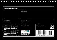 Weitblicke - Panoramen (Tischkalender 2019 DIN A5 quer) - Produktdetailbild 13