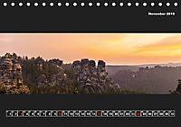 Weitblicke - Panoramen (Tischkalender 2019 DIN A5 quer) - Produktdetailbild 11