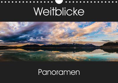 Weitblicke - Panoramen (Wandkalender 2019 DIN A4 quer), Martin Wasilewski