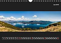 Weitblicke - Panoramen (Wandkalender 2019 DIN A4 quer) - Produktdetailbild 6