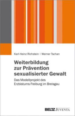 Weiterbildung zur Prävention sexualisierter Gewalt, Werner Tschan, Karl-Heinz Richstein