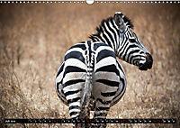 Weites Land - Safari in der Serengeti (Wandkalender 2019 DIN A3 quer) - Produktdetailbild 7