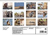 Weites Land - Safari in der Serengeti (Wandkalender 2019 DIN A3 quer) - Produktdetailbild 13