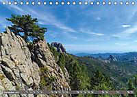 Weitwandern auf Korsika GR 20 (Tischkalender 2019 DIN A5 quer) - Produktdetailbild 12