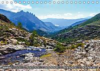 Weitwandern auf Korsika GR 20 (Tischkalender 2019 DIN A5 quer) - Produktdetailbild 8