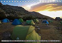 Weitwandern auf Korsika GR 20 (Tischkalender 2019 DIN A5 quer) - Produktdetailbild 11