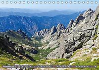 Weitwandern auf Korsika GR 20 (Tischkalender 2019 DIN A5 quer) - Produktdetailbild 9