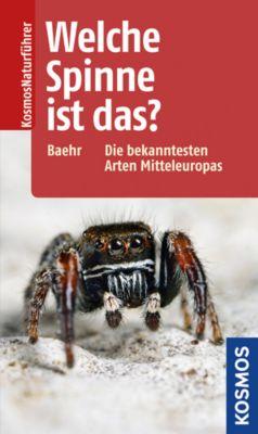 Welche Spinne ist das?, Martin Baehr