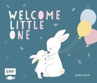 Welcome Little One - Babyalbum - Mimirella pdf epub