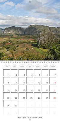 Welcome to Cuba (Wall Calendar 2019 300 × 300 mm Square) - Produktdetailbild 4