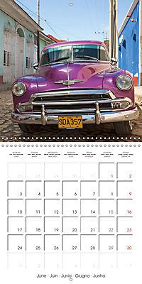 Welcome to Cuba (Wall Calendar 2019 300 × 300 mm Square) - Produktdetailbild 6