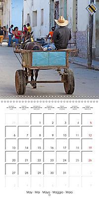 Welcome to Cuba (Wall Calendar 2019 300 × 300 mm Square) - Produktdetailbild 5