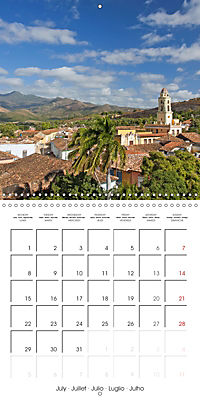 Welcome to Cuba (Wall Calendar 2019 300 × 300 mm Square) - Produktdetailbild 7