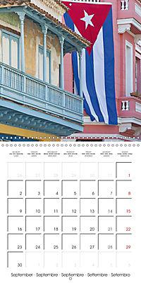 Welcome to Cuba (Wall Calendar 2019 300 × 300 mm Square) - Produktdetailbild 9