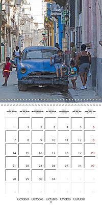 Welcome to Cuba (Wall Calendar 2019 300 × 300 mm Square) - Produktdetailbild 10