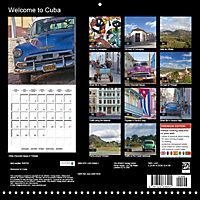 Welcome to Cuba (Wall Calendar 2019 300 × 300 mm Square) - Produktdetailbild 13