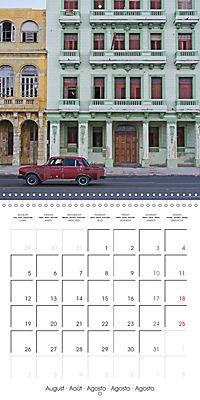 Welcome to Cuba (Wall Calendar 2019 300 × 300 mm Square) - Produktdetailbild 8