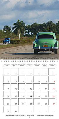 Welcome to Cuba (Wall Calendar 2019 300 × 300 mm Square) - Produktdetailbild 12