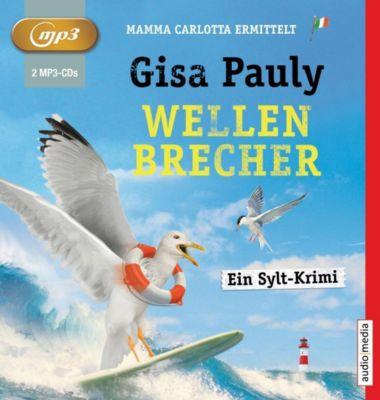 Wellenbrecher, 2 MP3-CDs, Gisa Pauly, Christiane Blumhoff