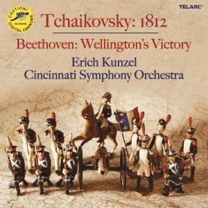Wellington'S Sieg & 1812 Ouvertüre, Erich Kunzel, Cincinnati Pops Orchestra