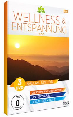 Wellness & Entspannung (Special Edition), Diverse Interpreten