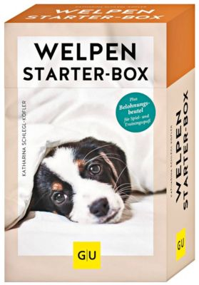 Welpen-Starter-Box - Katharina Schlegl-Kofler pdf epub