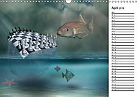 Welt der Fantasie - Surreal, verträumt und grenzenlos (Wandkalender 2019 DIN A3 quer) - Produktdetailbild 4