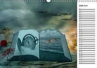 Welt der Fantasie - Surreal, verträumt und grenzenlos (Wandkalender 2019 DIN A3 quer) - Produktdetailbild 6