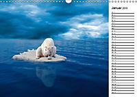 Welt der Fantasie - Surreal, verträumt und grenzenlos (Wandkalender 2019 DIN A3 quer) - Produktdetailbild 1