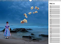 Welt der Fantasie - Surreal, verträumt und grenzenlos (Wandkalender 2019 DIN A3 quer) - Produktdetailbild 5
