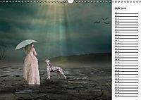 Welt der Fantasie - Surreal, verträumt und grenzenlos (Wandkalender 2019 DIN A3 quer) - Produktdetailbild 7