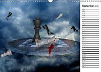 Welt der Fantasie - Surreal, verträumt und grenzenlos (Wandkalender 2019 DIN A3 quer) - Produktdetailbild 9