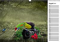 Welt der Fantasie - Surreal, verträumt und grenzenlos (Wandkalender 2019 DIN A3 quer) - Produktdetailbild 8