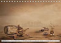 Welt der Fantasie - Surreal, verträumt und grenzenlos (Tischkalender 2019 DIN A5 quer) - Produktdetailbild 9