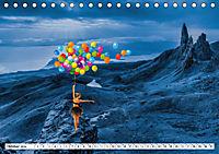 Welt der Fantasie - Surreal, verträumt und grenzenlos (Tischkalender 2019 DIN A5 quer) - Produktdetailbild 10
