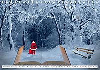 Welt der Fantasie - Surreal, verträumt und grenzenlos (Tischkalender 2019 DIN A5 quer) - Produktdetailbild 12
