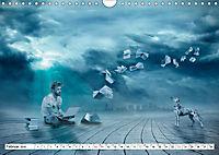 Welt der Fantasie - Surreal, verträumt und grenzenlos (Wandkalender 2019 DIN A4 quer) - Produktdetailbild 2