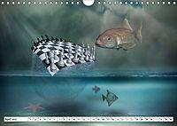 Welt der Fantasie - Surreal, verträumt und grenzenlos (Wandkalender 2019 DIN A4 quer) - Produktdetailbild 4