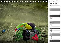 Welt der Fantasie - Surreal, verträumt und grenzenlos (Tischkalender 2019 DIN A5 quer) - Produktdetailbild 8
