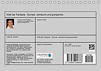 Welt der Fantasie - Surreal, verträumt und grenzenlos (Tischkalender 2019 DIN A5 quer) - Produktdetailbild 13