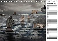 Welt der Fantasie - Surreal, verträumt und grenzenlos (Tischkalender 2019 DIN A5 quer) - Produktdetailbild 11