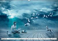 Welt der Fantasie - Surreal, verträumt und grenzenlos (Wandkalender 2019 DIN A2 quer) - Produktdetailbild 2
