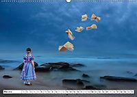 Welt der Fantasie - Surreal, verträumt und grenzenlos (Wandkalender 2019 DIN A2 quer) - Produktdetailbild 5